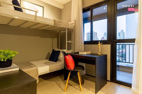 Imagem 1 de 15 de Apartamento - Vila Mariana - Ref: 1051 - L-1051