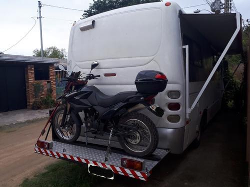Motorhome / Mercedes Benz / Mo 814
