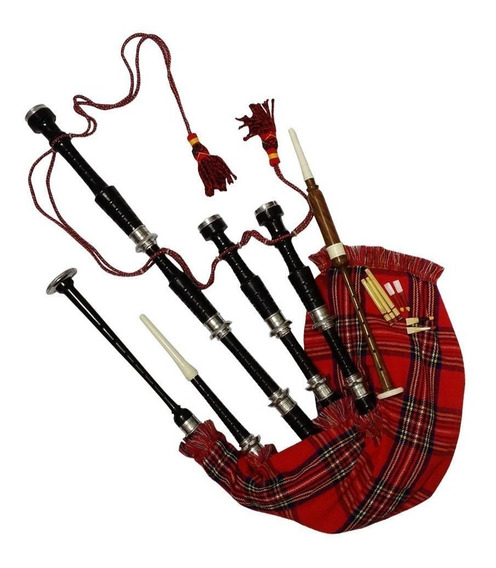 Gaita Escocesa Importada A Pedido!!