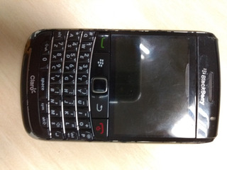 Celular Blackberry 9700