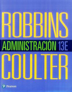 Administración Robbins Coulter Pearson Nuevos Original