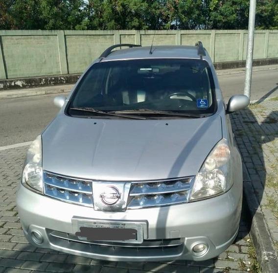 Nissan Grand Livina 2012 Único Dono Automático Completo
