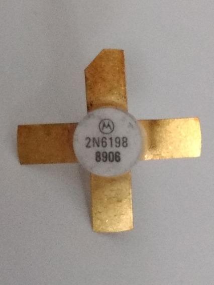 Transistor Rf 2n6198