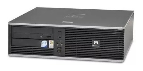 Cpu Hp Desktop Compaq C2d 2gb Ddr2 Hd 80 Gb. Wifi