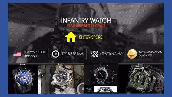 Relojes Para Caballeros Marca Infantry