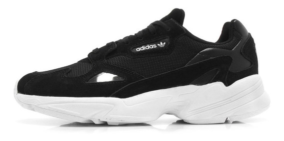 Tênis adidas Feminino Falcon Black/cloud White Original