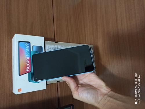 Redimi Note 9 Polar White 3g Ram 64gb Rom