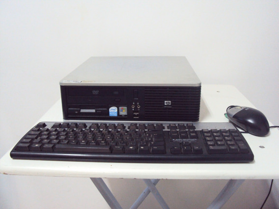 Computador Hp Compaq Dc5800 Dual Core Hd 80gb 512mb Ram