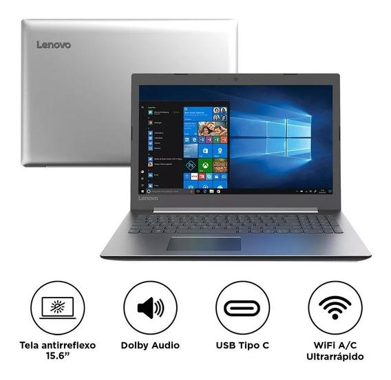 Notebook Ideapad 330 7ª Intel Core I3 4gb 1tb W10 Hd 15.6