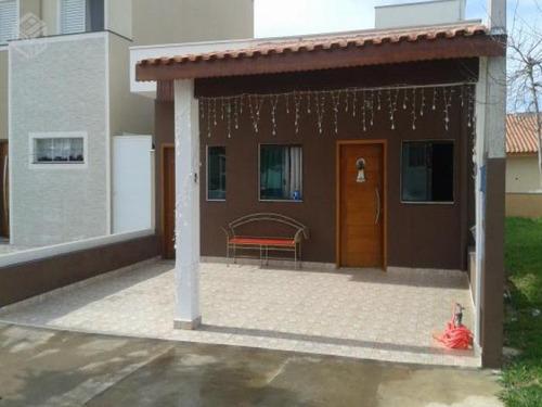 Imagem 1 de 9 de Casa À Venda, 3 Quartos, 1 Suíte, 2 Vagas, Parque São Bento - Sorocaba/sp - 5222
