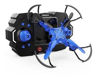 Drocon Scouter Plegable Mini Drone Rc Para Niños Con Altitu