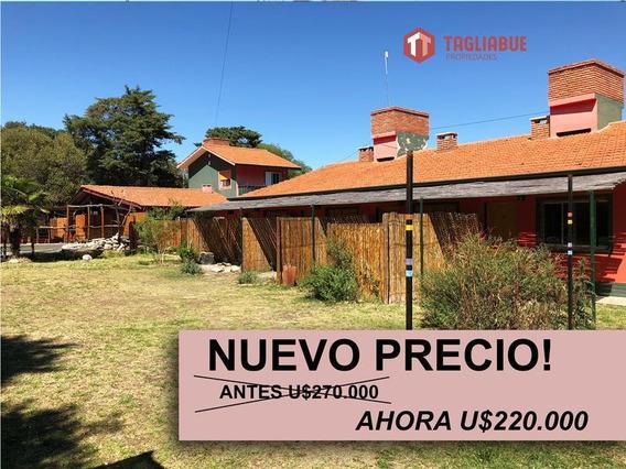 Casa - Rincon Del Este - Cabañas- Merlo- San Luis-