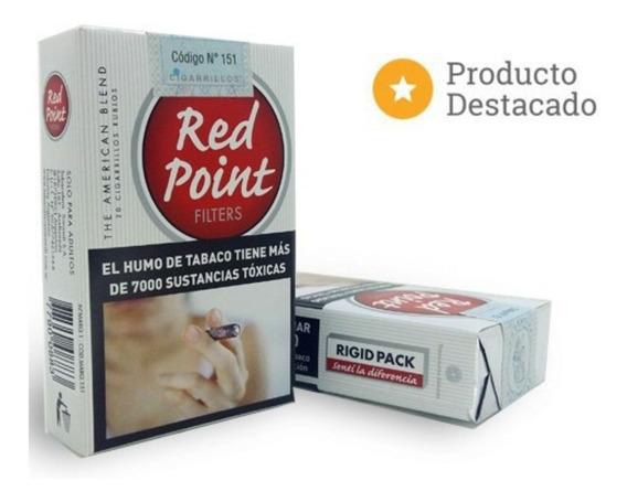 Cigarrillos Red Point Comun X 250u.. Bulto + Envio Gratis