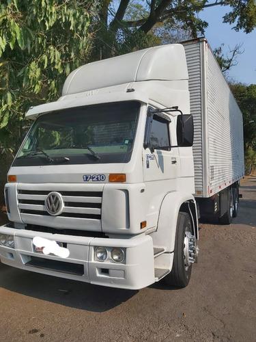 Imagem 1 de 7 de Caminhão Vw 17 210 Motor Cumes