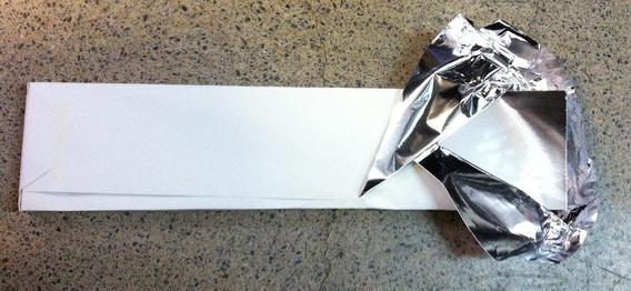 Papel Para Reflexo Pacote 10kg - Uso Profissional