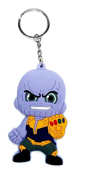Chaveiro Thanos Vingadores