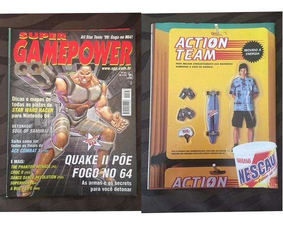 Revista Super Game Power Nº 64