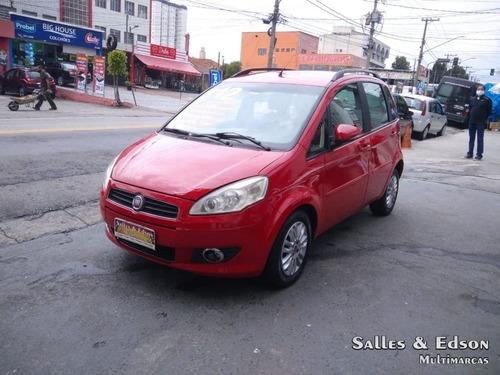 Imagem 1 de 15 de Fiat Idea Essence 1.6 Flex 2012