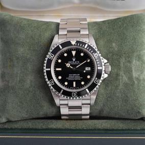 Impecável Rolex Sea-dweller 16600 Vintage 1997