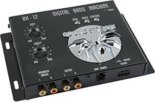 Procesador De Bajo Digital Soundstream Bx-12
