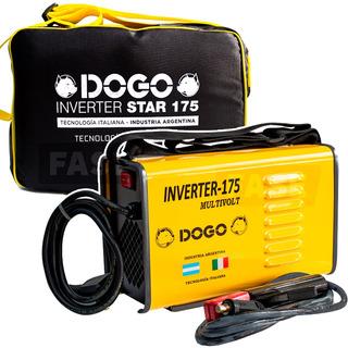 Soldadora 140 Amp Dogo Inverter Mma Tig Star Multivolt Bolso