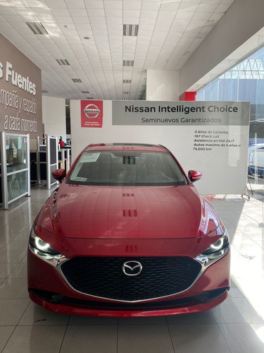Imagen 1 de 10 de Mazda Mazda 3 2020 2.5 I Grand Touring Sedan At