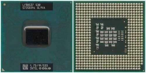 Processador Intel Dual Core 1.73/1m/533 - Lf80537 530