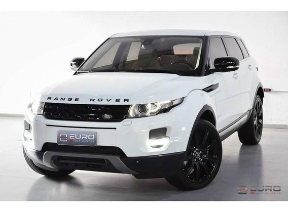 Land Rover Range Rover Evoque Prestige Tech