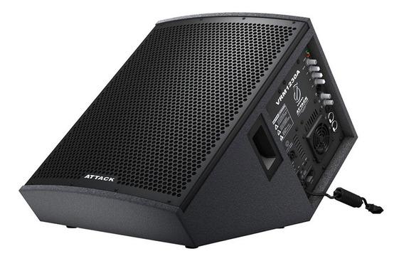 Caixa De Retorno Monitor Ativo Attack Vrm 1230 A 300 Watts