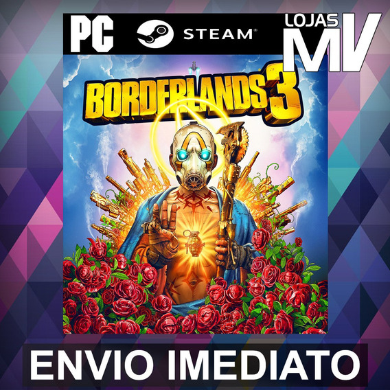 Borderlands 3 - Pc Steam Gift Presente