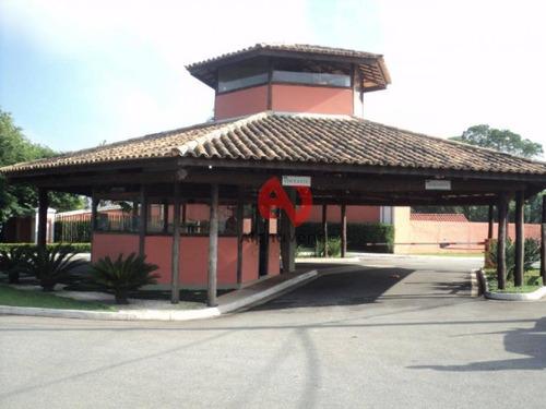 Terreno  Residencial À Venda, Residencial Vila Velha, Alphaville,  Santana De Parnaíba. - Te1436