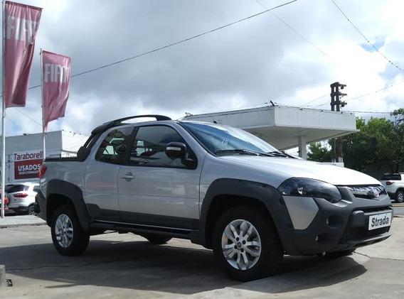Fiat Strada Adventure C.doble Mejor Contado En Taraborelli..