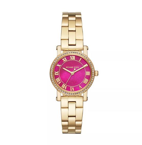 Relógio Michael Kors Cranberry - Mk3708-4tn