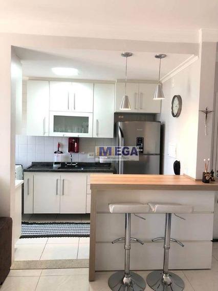 Apartamento Com 3 Dormitórios À Venda, 83 M² - Parque Prado - Campinas/sp - Ap4194