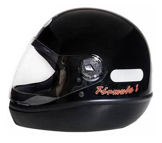 Capacete para moto integral San Marino Classic preto S
