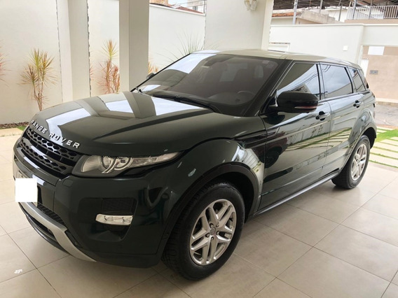 Land Rover Evoque Dynamic Tech