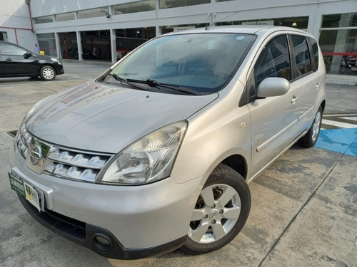 Nissan Livina 1.8 Sl 16v Flex 4p Automatico 2009/2010