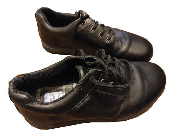 Zapatos Unisex Niño Hush Puppies Colegio Escuela