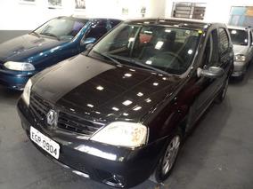 Renault Logan 1.6 Expression 2008 Financio Sem Entrada
