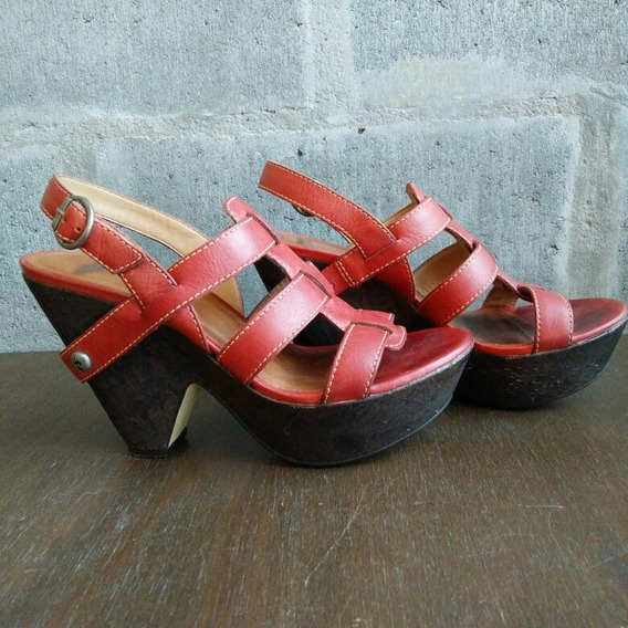 Zapatos Sandalias Importadas Talle 38 Impecables!
