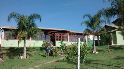 Chácara Residencial À Venda, Lagoa, Itapecerica Da Serra. - Ch0237