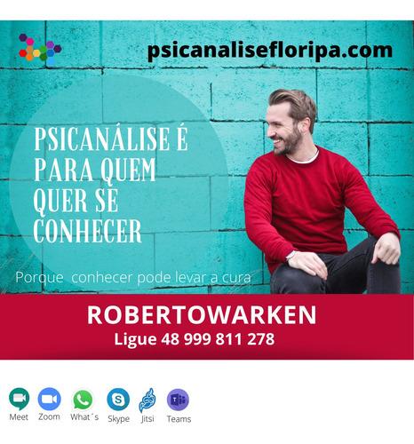Imagem 1 de 3 de Psicanálise Online E Presencial
