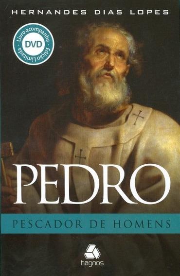 Livro H.d.lopes - Pedro Pescador De Homens