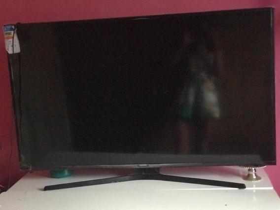 Tv Samsung 49 4k Tela Quebrada