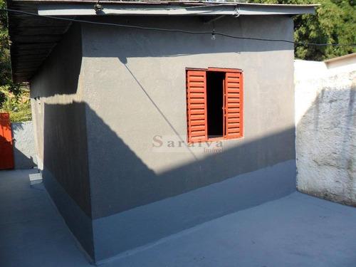 Casa Com 2 Dormitórios À Venda, 110 M² Por R$ 413.000,00 - Baeta Neves - São Bernardo Do Campo/sp - Ca0011
