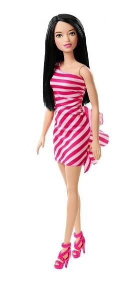 Boneca Barbie Fashion And Beauty Glitz Fab Glitter - Morena