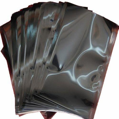 50 Bolsas Antiestatica Disco Duro 2.5 Tarjeta Mdre Electroni