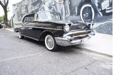 Gm Belair 1957 V8 4 Portas Sem Coluna