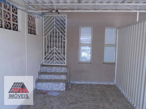 Casa Com 2 Dormitórios Para Alugar Por R$ 900,00/mês - Residencial Vale Das Nogueiras - Americana/sp - Ca2892