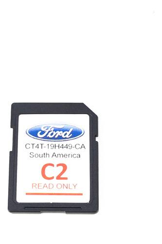 Cartão De Memória Para Gps Ford Últimas Unidades